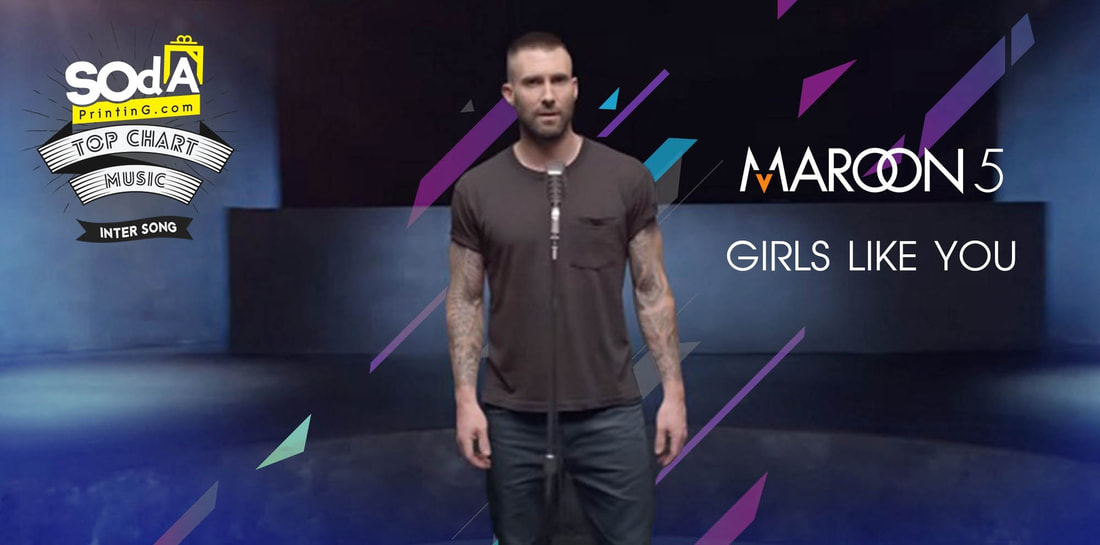 Girls Like You feat. Cardi B Maroon 5